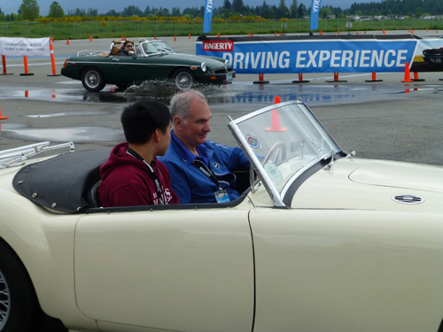 Hagerty Driving Experience