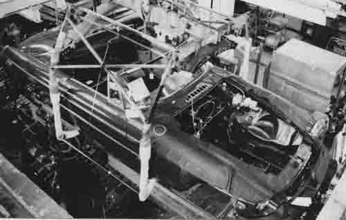 MGB in Production