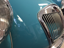 New MGA Grille