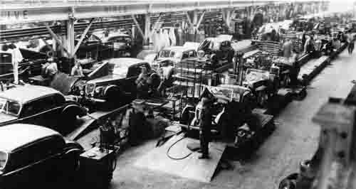 Riley Production Line